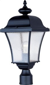 Senator 1-Light Outdoor Pole/Post Lantern