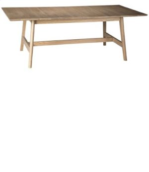 "Waldon 42 x 84 Extension Table w/ One 24"" Leaf"