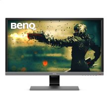 28 inch 4K HDR Gaming Monitor, FreeSync, 1ms GtG, eye-care Technology  EL2870U