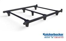 Black Queen EmBrace™ Bed Frame