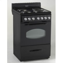"Model ER2403CB - 24"" Electric Range"