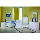Twin Mission Captains Trundle Bed Product Image