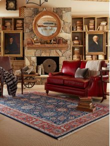 Biltmore Select-Bidjar Regal Blue Hand Knotted Rugs