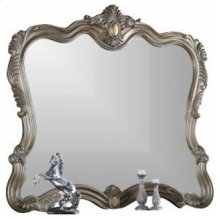 "Roma Antique Silver Mirror - 49""W x 1.5""D x 44.5""H"