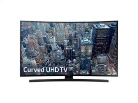 "40"" Class JU6700 Curved 4K UHD Smart TV"