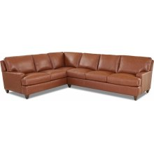 Comfort Design Living Room Joel Sectional CL1000 SECT