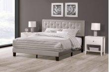 La Croix Bed In One - Queen - Glacier Gray