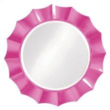 Corona Mirror - Glossy Hot Pink