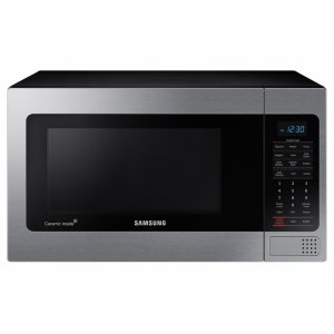 SAMSUNG1.1 cu. ft CounterTop Microwave with Grilling Element