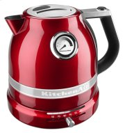 1.5 L Pro Line® Series Electric Kettle - Candy Apple Red Product Image