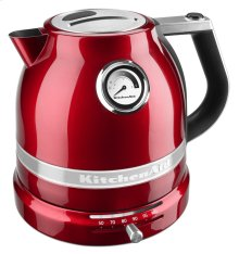 1.5 L Pro Line® Series Electric Kettle - Candy Apple Red