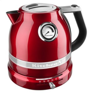 Kitchenaid1.5 L Pro Line® Series Electric Kettle - Candy Apple Red