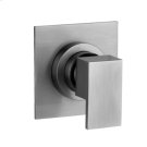 """TRIM PARTS ONLY Wall-mounted washbasin mixer control For spouts 26599, 26699, 26600, 26591, 26595, and 27282 1/2"""" connections Drain not included - See DRAINS section Requires in-wall rough valve 26612 Product Image"""