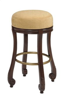 Strasbourg Bar Height Dining Stool - Backless