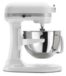 Pro 600 Series 6 Quart Bowl-Lift Stand Mixer - White***FLOOR MODEL CLOSEOUT PRICING***