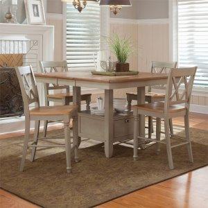 Liberty Furniture IndustriesOpt 5 Piece Gathering Table Set