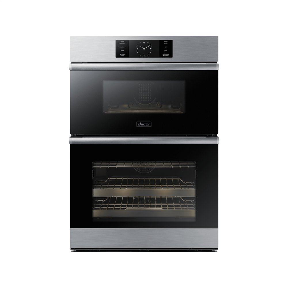 Dacor30 Combi Wall Oven Stainless Steel