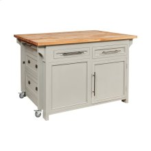 TRANSITIONS KITCHEN ISLAND