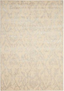 Nepal Nep07 Bone Rectangle Rug 5'3'' X 7'5''