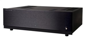 5-channel power amplifier; 125 watts per channel continuous power into 8 ohms.