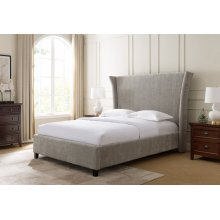 Broadway Greystone - Queen Size Bed