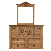 Mansion Dresser W/Star Product Image