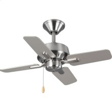"""Drift Collection 32"""" Four-Blade Ceiling Fan"""