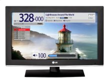 "HealthView Series 26"" class (26.0"" measured diagonally) LCD Widescreen HDTV"