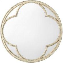 Auberose Round Mirror