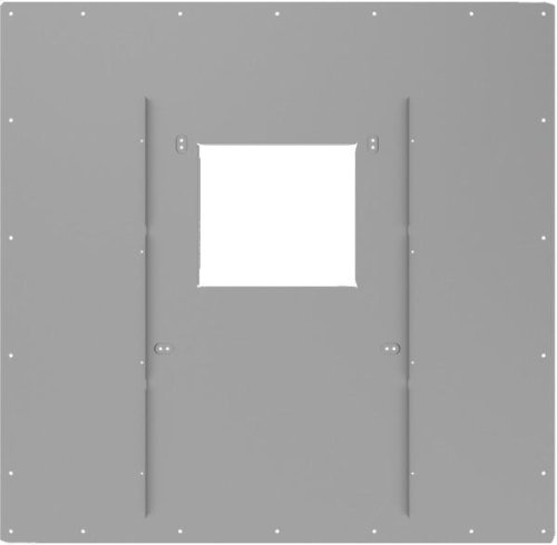 Roof mounting plate for VTR630D
