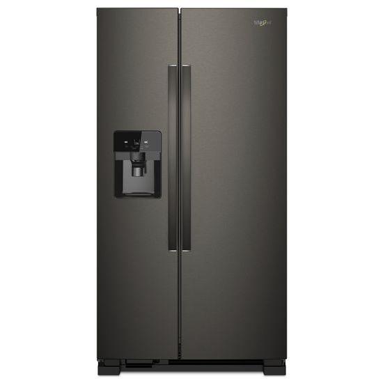 See Whirlpool Refrigerators In Ma Side X Side Wrs321sdhb