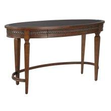 Oval Writing Desk