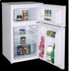 Model RA3100WT - 3.1 CF Two Door Counterhigh Refrigerator - White Product Image