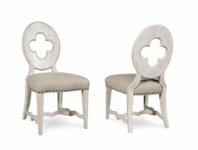 Collection One Drake Side Chair - White