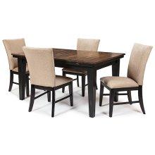 Table Legs: Standard Height (ebony)