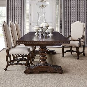 Castilian Dining Table - 96""