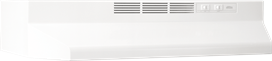 "36"", White , Under Cabinet Hood, Non-ducted"