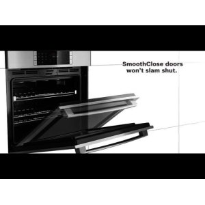 Benchmark® Dual fuel slide-in range Stainless steel HDIP054C