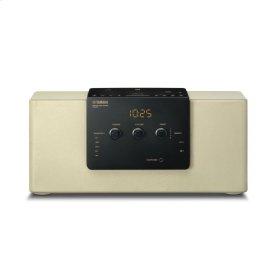 TSX-B141 CHAMPAGNE GOLD Desktop Audio System