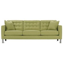 Abbott Chrome Sofa