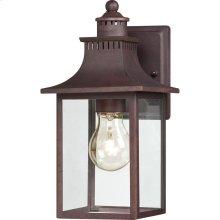 Chancellor Outdoor Lantern in Copper Bronze