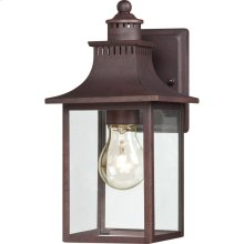 Chancellor Outdoor Lantern in Copper Bronze