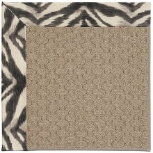 Creative Concepts-Grassy Mtn. Tigress Zinc Machine Tufted Rugs
