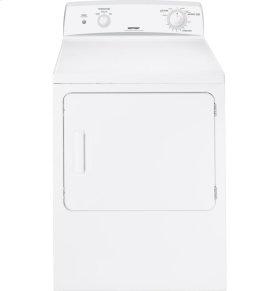 Hotpoint® 6.0 cu. ft. capacity Dura Drum gas dryer