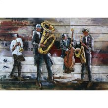 Jazz Quartet Wall Décor