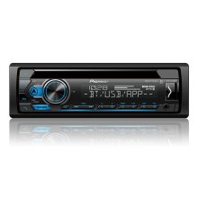 CD Receiver with Improved Pioneer Smart Sync App Compatibility, MIXTRAX®, Built-in Bluetooth®