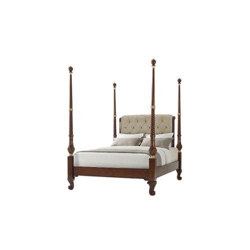 Repose II (us Queen) Bed, Queen, #plain#
