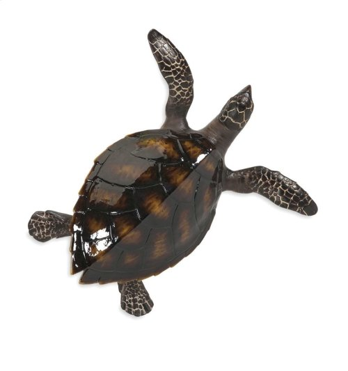 Swanson Sea Turtle Wall Decor - Set of 3