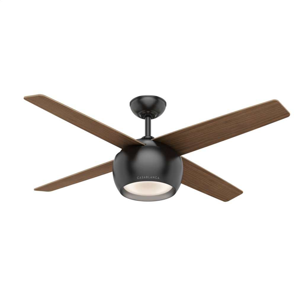 Valby with LED Light 54 inch Ceiling Fan