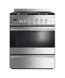 "Gas Range, 30""***FLOOR MODEL CLOSEOUT PRICING***"